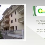 Esterno del Center Office di Via A. De Gasperi 55